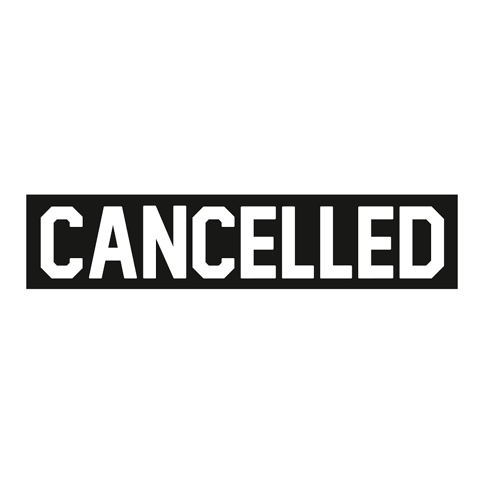 Cancelled - box logo / bogo 2018 by Wave Lords United