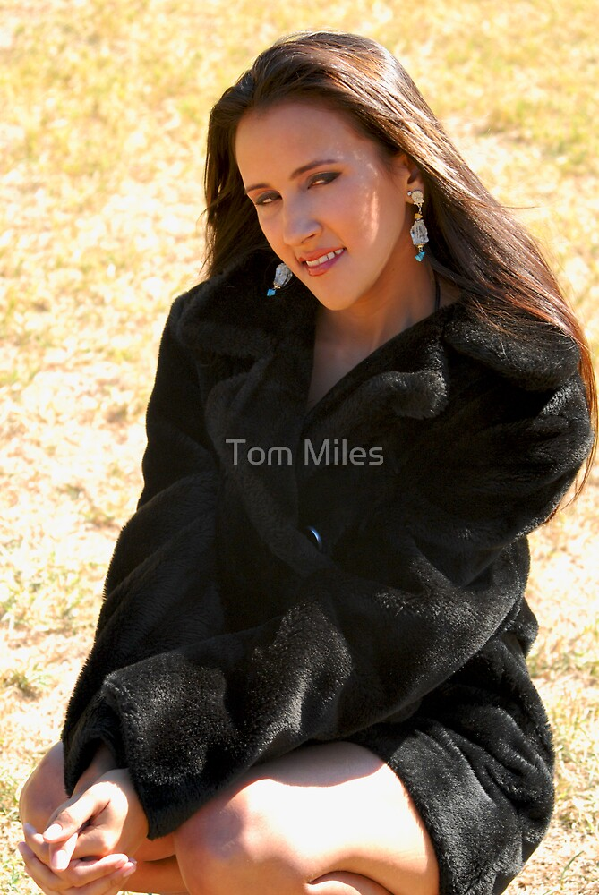 Diamonds and fur. by Tom Miles