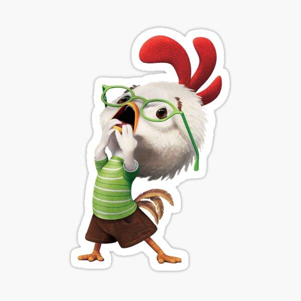 Chicken Little Sticker