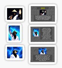 MK1 Raiden Intro Collection Sticker
