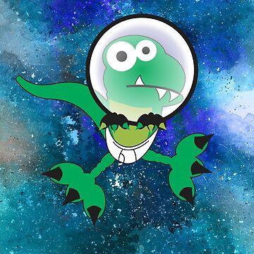 Dino, Soar! by DougPop