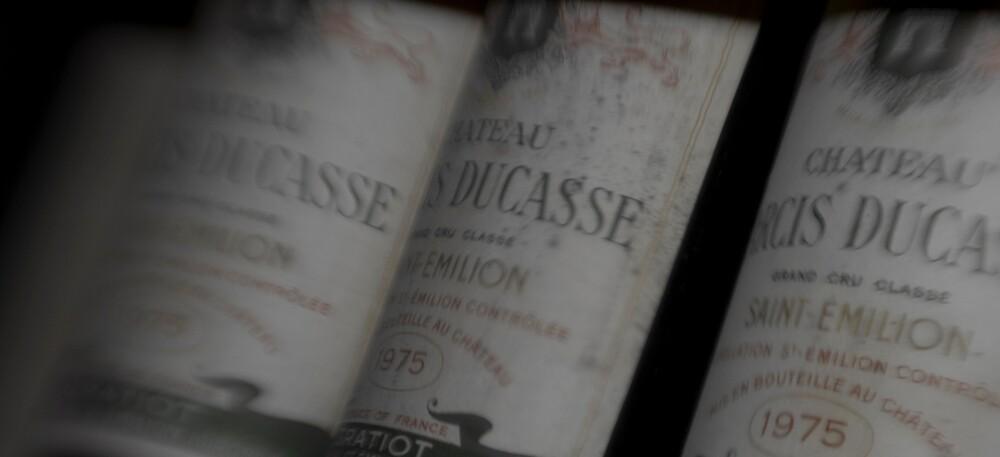 Old Wines III by Sue Wickham