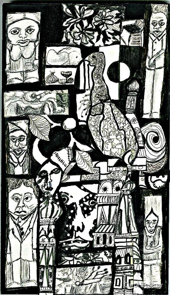 Figures in the Night  by Carol Berliner