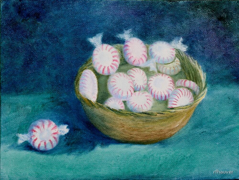 Basket O' Mints by rfhauver