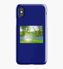 Still a beautiful world iPhone Case