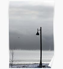 After the snow storm Poster