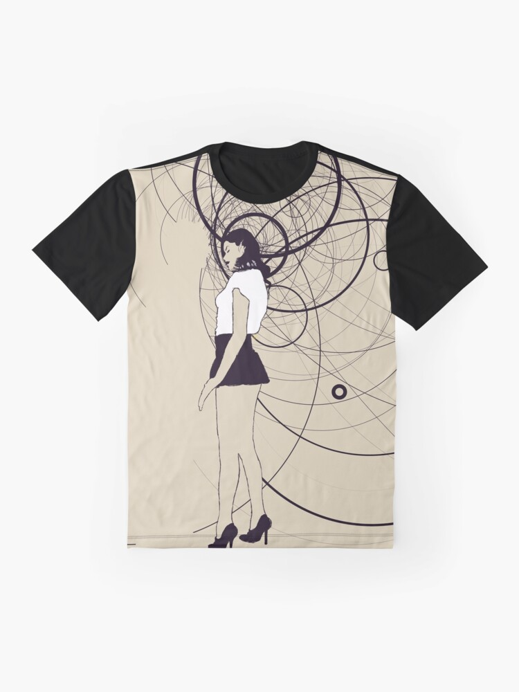 Alternate view of touch Graphic T-Shirt