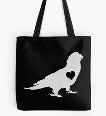 Adore Conures Tote Bag