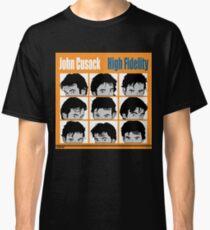 High Fidelity - John Cusak Classic T-Shirt