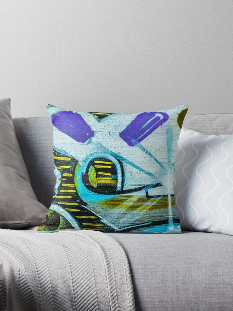 RANDOM PROJECT 47 [Throw pillows] by Matti Ollikainen