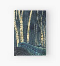Moonlight Mood Hardcover Journal