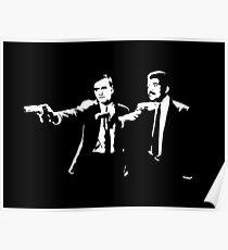 Kosmos Pulp Fiction Poster