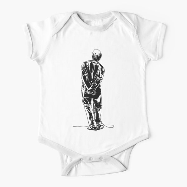 Liam Gallagher Oasis Short Sleeve Baby One-Piece