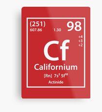 Californium Metal