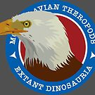 Modern Avian Theropods - Extant Dinosauria: Haliaeetus leucocephalus, the Bald Eagle by GaffaMondo