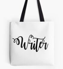 Writer V1 Tote Bag