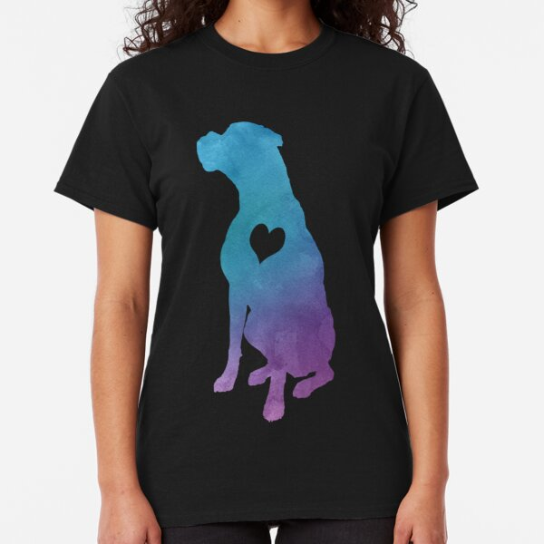 Adore Boxers Watercolor Classic T-Shirt