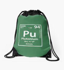 Plutonium Element Drawstring Bag