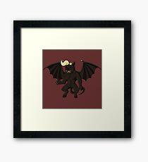 Zodd Nosferatu Framed Print