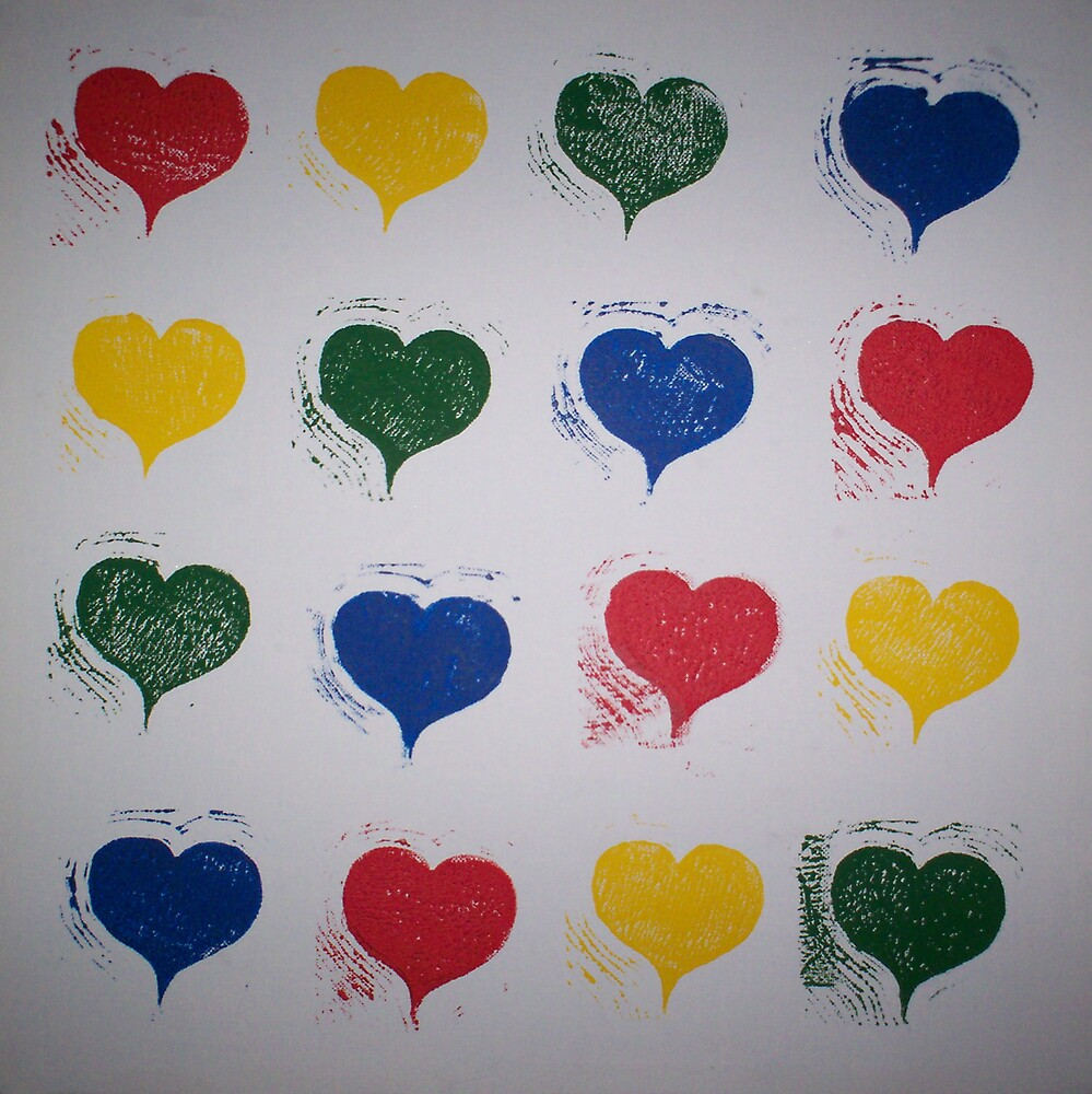 colour love by byronC