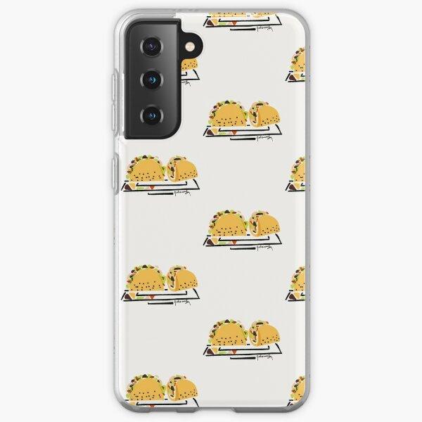 Tacos Samsung Galaxy Soft Case