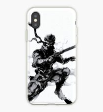 Solid Snake MGS 1 iPhone Case