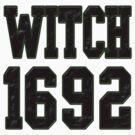 Witch 1692 by brattigrl