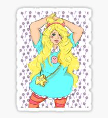 Star being sexy~! Sticker