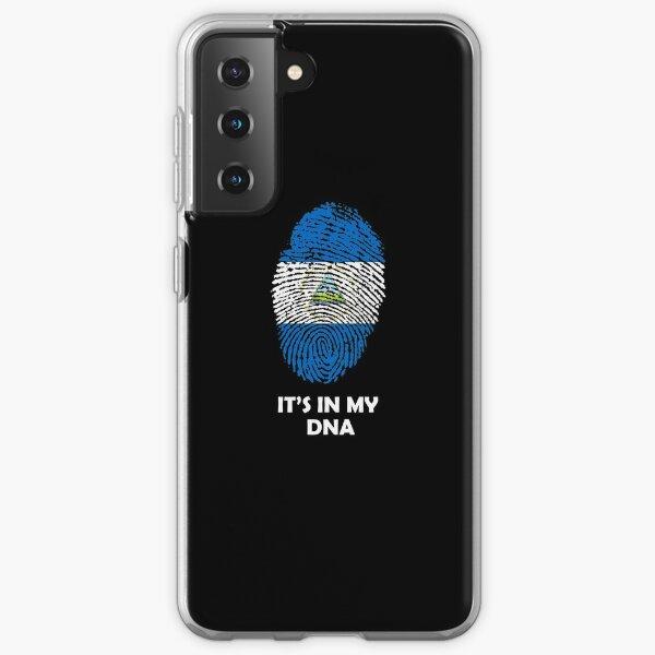 Nicaragua Funda blanda para Samsung Galaxy