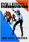Rollerball - New York vs Houston by smurfted