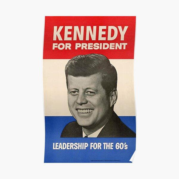 Kennedy für den Präsidenten Poster