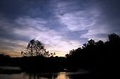 Sunset over Fredericksburg by rebeccagwood
