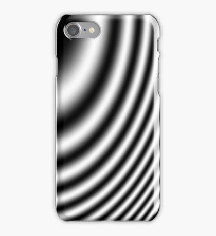 BW BLUR iPhone Case/Skin