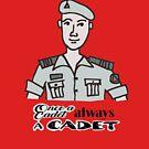 Once a Cadet by tareqnh