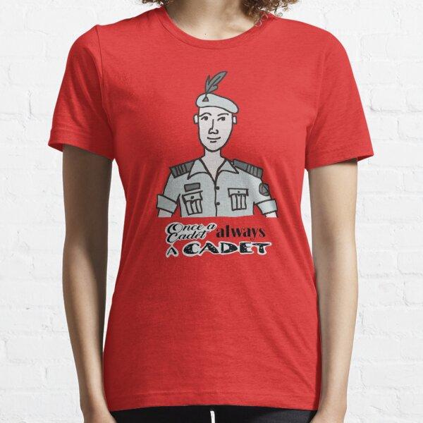 Once a Cadet Essential T-Shirt