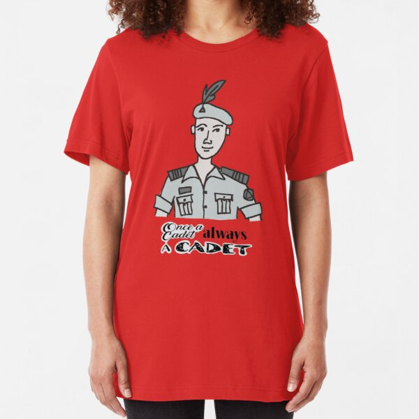 Once a Cadet Slim Fit T-Shirt