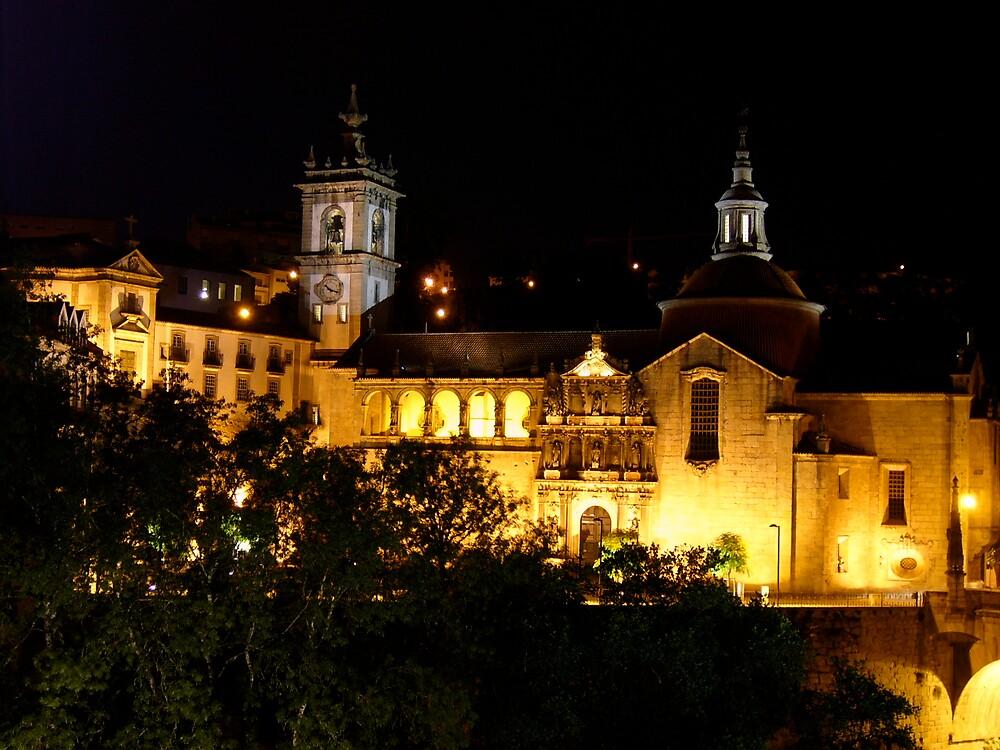 Local Church - Amarante, Portugal by J-N-F