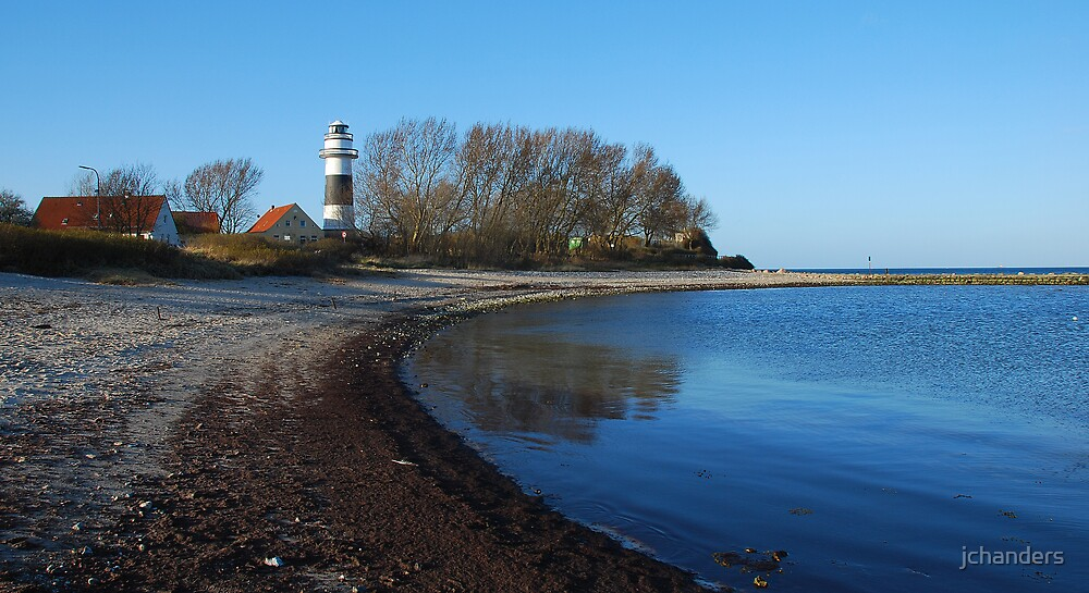 Bülk Lighthouse in March 2008 by jchanders