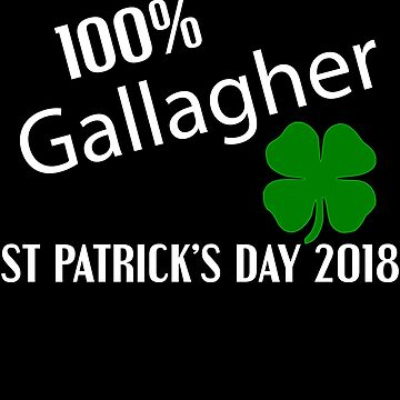 Galagher St Patrick's Day by ashleymn