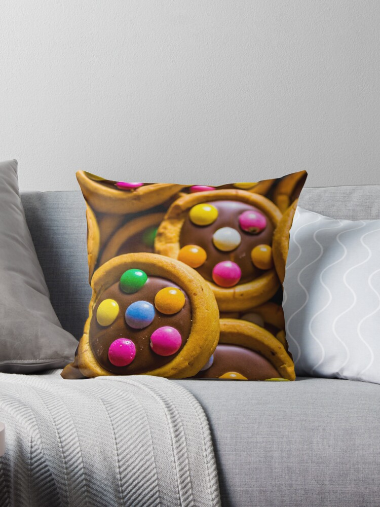 UFO COOKIES [Throw pillows] by Matti Ollikainen
