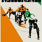 Rollerball - Houston vs Madrid by smurfted