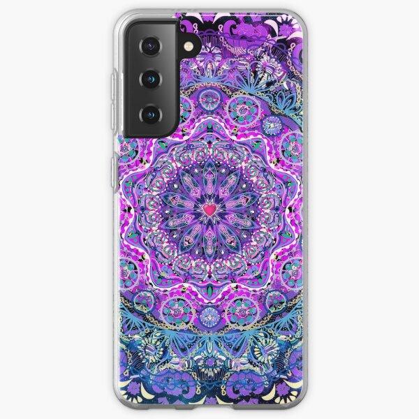 Cosmic Love Mandala Samsung Galaxy Soft Case