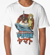 Space Battleship Yamato Long T-Shirt