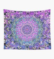 Cosmic Love Mandala Wall Tapestry