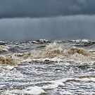 Windswept Seas by Jim Haley