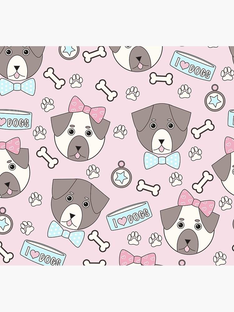 Kawaii Doggos by MeredithWatson