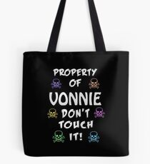 Property of Vonnie Tote Bag