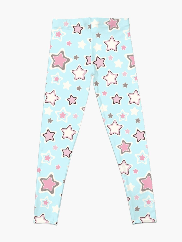 Alternate view of Kawaii Stars Leggings