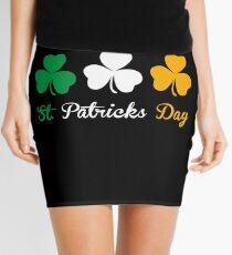 Happy St Patrick's DAy Mini Skirt