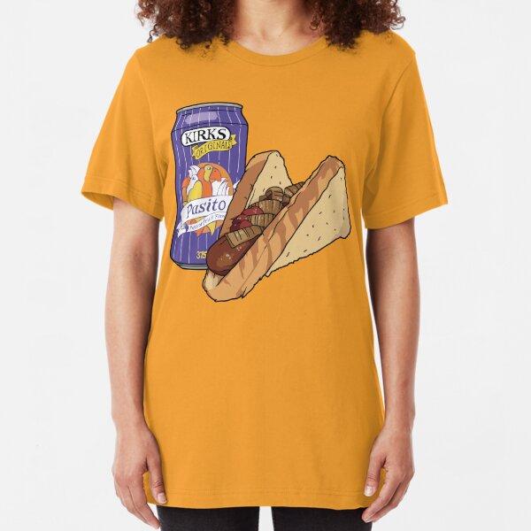 Snags: Snag & Pasito Combo Slim Fit T-Shirt